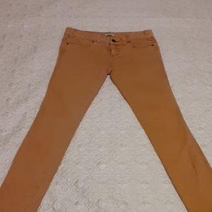 Free People skinny ankle jeans